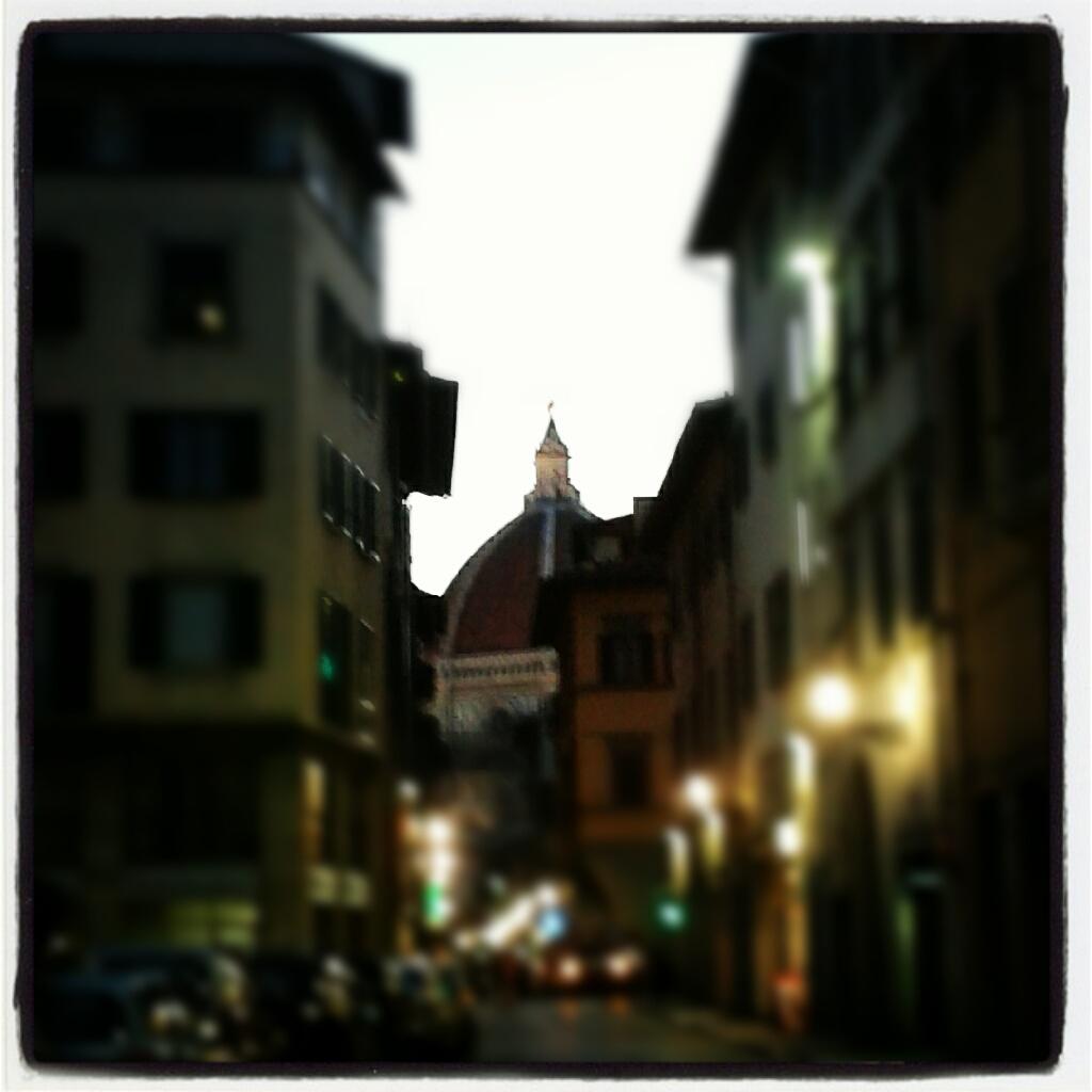 Imus in nocte consumimur data n2 #Firenze #surfing #wifi