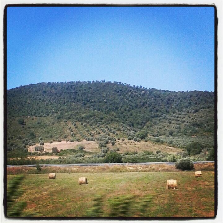 Tornando nel far west del centro Italia #vitapendolare