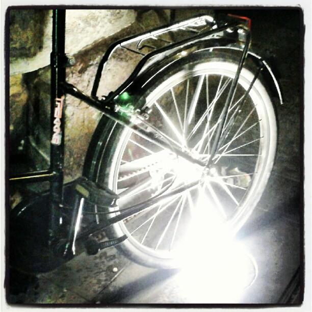 Raggi #bike & #light