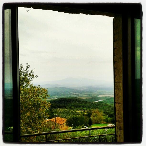 Panorama di inizio #autunno #finestre #outside