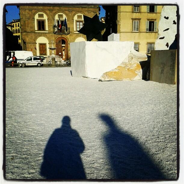 L'inquietante ombra dell'arte contemporanea al mio fianco