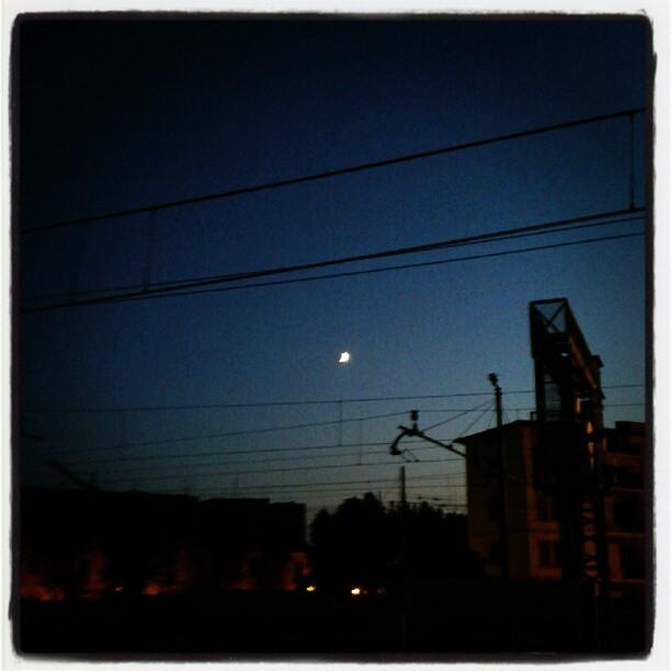 Di stazioni, tramonti e cicli lunari #vitapendolare